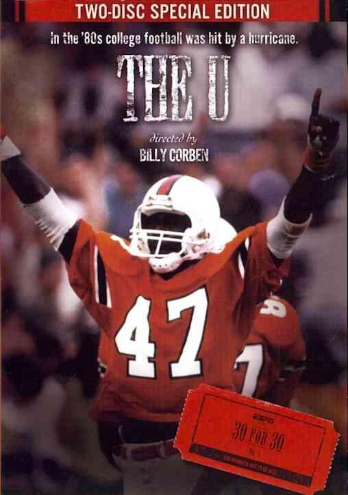 ESPN FILMS 30 FOR 30:U BY ESPN FILMS 30 FOR 30 (DVD)
